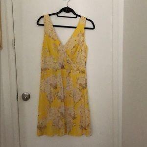 Silk Trina Turk summer dress
